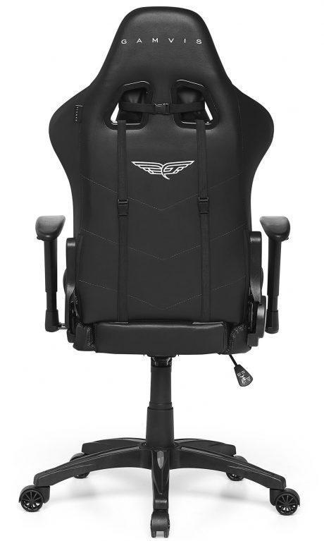 Gamvis Expert Gaming Chair Black Grey