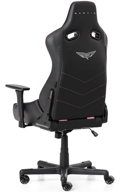 Gamvis FURIOSO Fabric Ladies' Pink gaming chair
