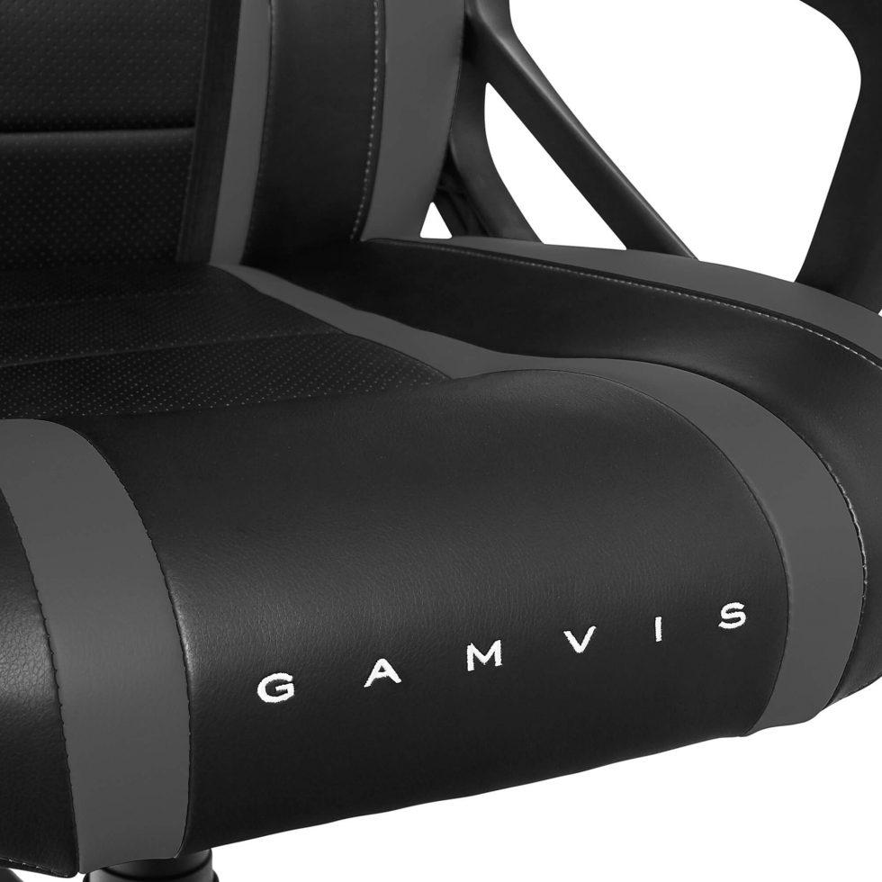 Fotel Gamingowy Gamvis HYPER Szary